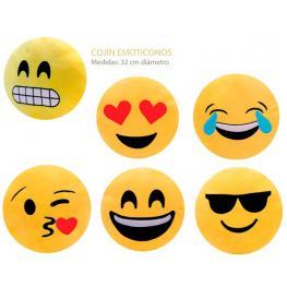 Cojín Emoticonos