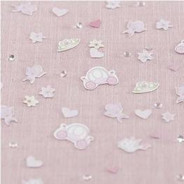 Confeti y Diamantes Fiesta Princesa
