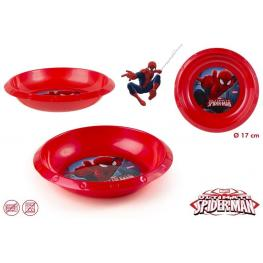 Cuenco Pvc Spiderman