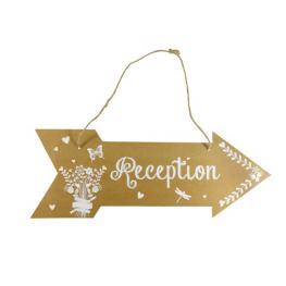Cartel Flecha Reception