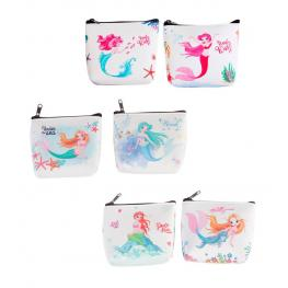 Monederos Sirenita mermaid