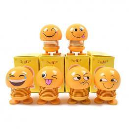 Toy Emoticono Con Movimiento Cabeza