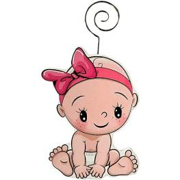 Pinza Portafotos Madera Baby