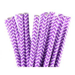 Lotes de 25 Cañas Party Purpura