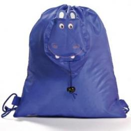Mochila Plegable Animals Azul