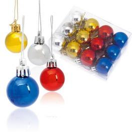 Set de 12 Bolas Christmas