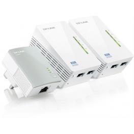 Adaptador Powerline Tp-Link Av500 2Port Wifi