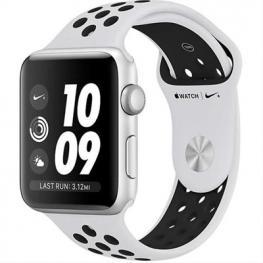 Apple Watch S3 Nike+ Gps 8Gb 38Mm Silver/black