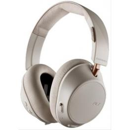 Auricular Plantronics Backbeat Go 810 Bone White·