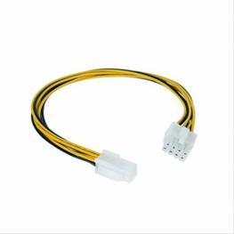 Cable Alimentacion 4Pin/h-4+4Pin/m 15Cm Nanocable