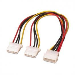 Cable Alimentacion Molex 5.25/m-2X5.25/h 30Cm