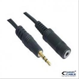 Cable Audio Stereo 3.5/m-3.5/h 1.5M