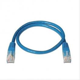 Cable Red Latiguillorj45cat.6utpawg24,3M Azul Nanocable