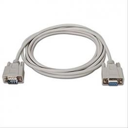 Cable Serie Null Modem Db9/m-Db9/h 1.8M Nanoc