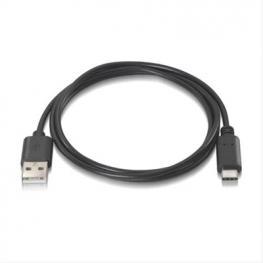 Cable Usb A A Usb C Nanocable 10.01.210 Negro