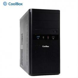 Caja Semitorre Coolbox Atx M55 2Xusb3.0 Fa500