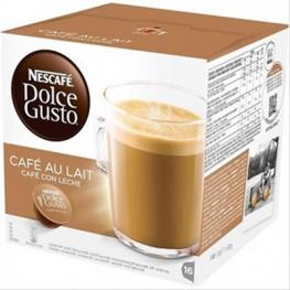 Capsula Cafeter Cafe Dolce Gusto Cafe Con Le·