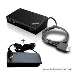 Dock Lenovo Thinkpad Onelink+ ·desprecintado