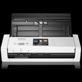 Escaner Documental Brother Ads-1700W A4 Wireless Desktop