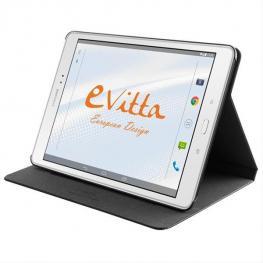 Funda E-Vitta Rotate360 Galaxy Tab A 10.1 Negra Sm-T580