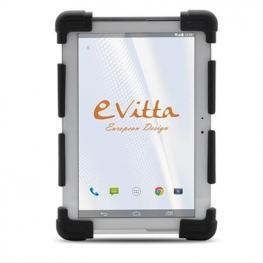 Funda E-Vitta Silicona Tablet Protector 9.7-12 Black