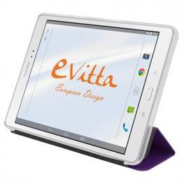 Funda E-Vitta Triflex Para Samsung Galaxy Tab A 10.1 Purpura