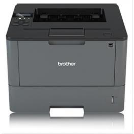 Impresora Laser Negro Brother Hl-L5100Dn