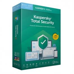 Kaspersky Total Security 2019 3 Dispositivos