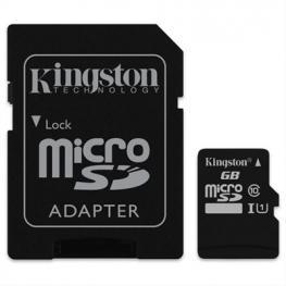 Memoria Micro Sd 32Gb Clase 10 Sdhc Kingston