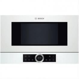 Microondas Integrable Bosch Bfl634Gw1 Blanco·