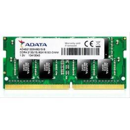 Modulo Sodimm Ddr4 8Gb 2666Mhz  Adata (Compatible 2400Mhz)