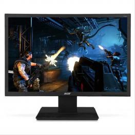 Monitor Led 18.5 Acer V196Hqlab 5Ms Vga-Desprecintado