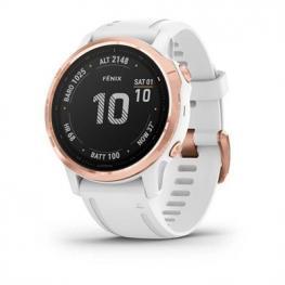 Reloj  Garmin F??nix 6S Pro Rosegold 42Mm  F·
