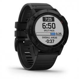 Reloj  Garmin F??nix 6X Pro Negro 51Mm + Pan·