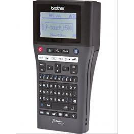 Rotuladora Brother Pt H500 180Dpi 3.5-24Mm 20Mm/s·