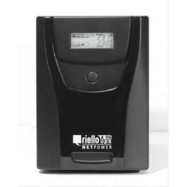 Sai Riello Netpower Npw1000 1000Va