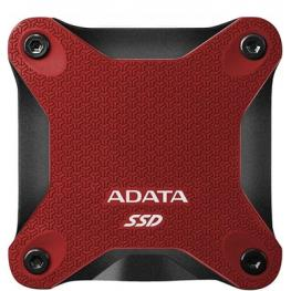 Ssd Externo 2.5 240Gb Adata Sd600Q Red Usb3.1