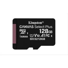 Tarjeta Micro Sd 128Gb Kingston Clase10 Sdhc