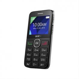 Telefono Movil Alcatel 20.08G Black Silver