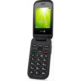 Teléfono Móvil Senior Doro 2404 2.4 Negro  ·