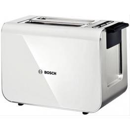 Tostador Bosch Tat8611 860W,2 Ranuras Peque ·