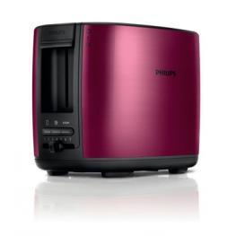 Tostador Dos Ranuras Philips Hd2628/00 950W,·