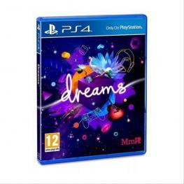 Videojuego Para Ps4 Dreams