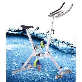 Aquabike. Bicicleta Para Spinning Acuático - Todo En Piscinas
