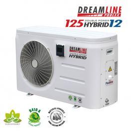 Bomba de Calor Dreamline Hybrid12 125 - Climatizacion Piscinas
