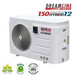 Bomba de Calor Dreamline Hybrid12 150 - Climatizacion Piscinas
