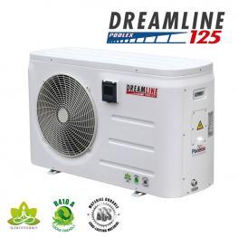 Bomba de Calor Para Piscinas Dreamline 125 -Climatización Piscina