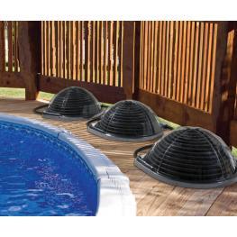 Calentador Solar Para Piscinas Aquadome - Todo En Piscinas