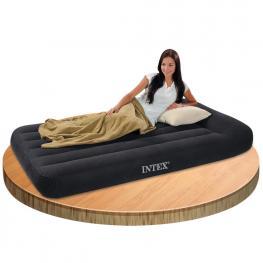 Cama de Aire Pillow Rest Con Bomba - Colchón Hinchable