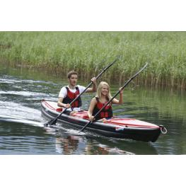 Canoa de 2 Plazas Explorer-2 - Kayak Hinchable